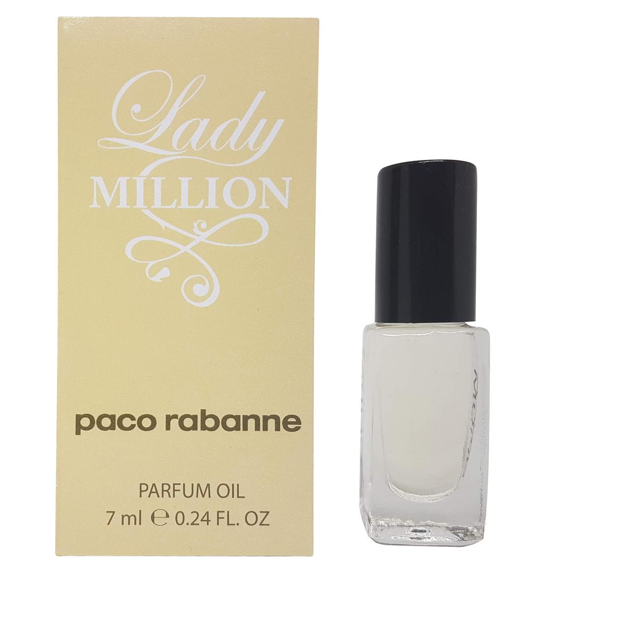 Paco Rabanne Lady Million - Parfum oil 7ml