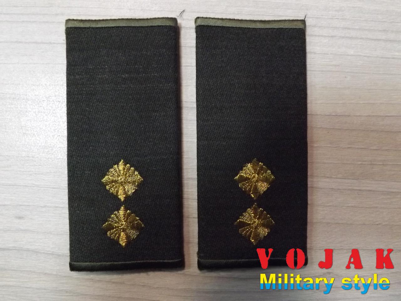 Погони-муфти ЗСУ Лейтенант повсякдені (4319)
