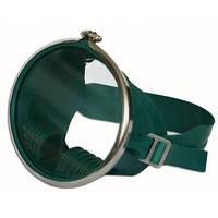 Маска для плавания Глубинка зелёная