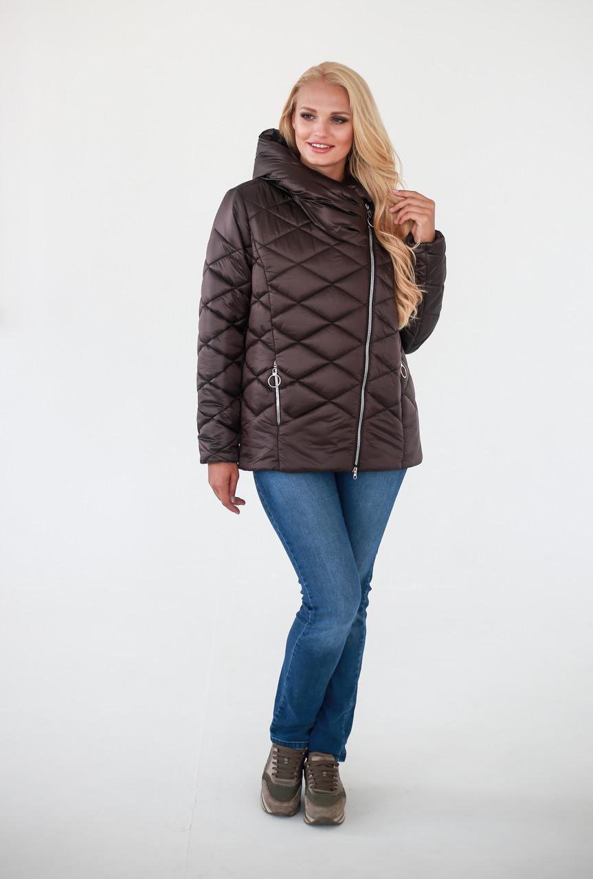 Очень красивая куртка из нейлона, размеры 52-58