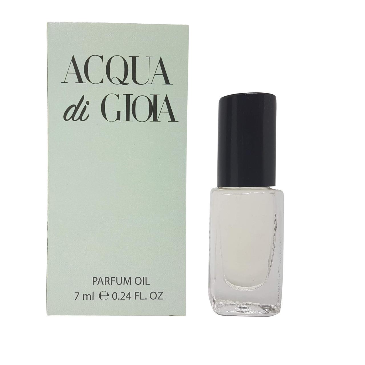 Giorgio Armani Acqua di Gioia - Parfum oil 7ml