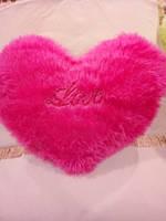 Подушка мягкая Сердце