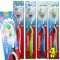 Зубна щітка Colgate Max Fresh Medium, Poland в асортименті  - CM00440