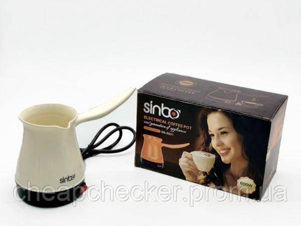 Электрическая Кофеварка SINBO SB8801 ELECTRIC COFFEE POT