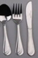 Набор ножей столовых 4шт. IL Primo IP-013303-4-4