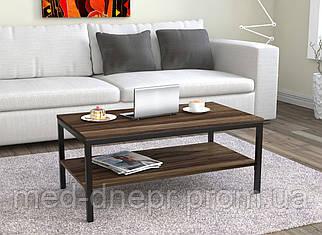 Журнальный столик L-1 Loft Design Орех Модена