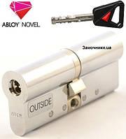 Цилиндр Abloy Novel 75 мм.(32,5х42,5) хром