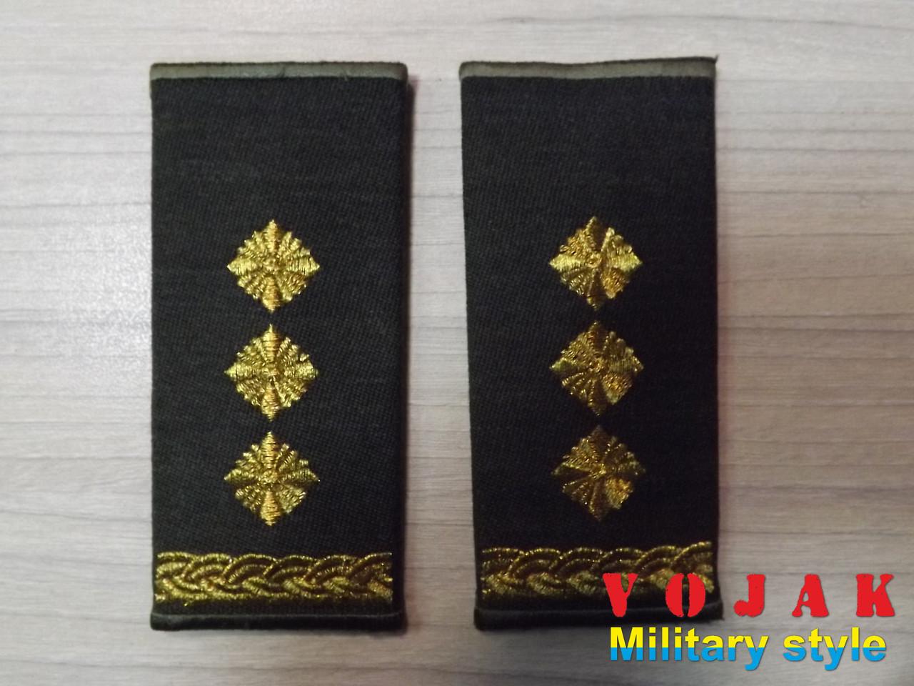 Погони-муфти ЗСУ Полковник повсякдені (4032)