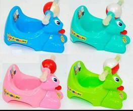 Горшок детский Bugs Bunny цвета разные