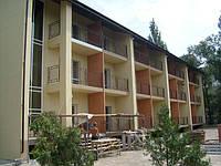 Строительство зданий гостиничного типа