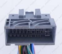 Разъем электрический 39-и контактный (52-24) б/у