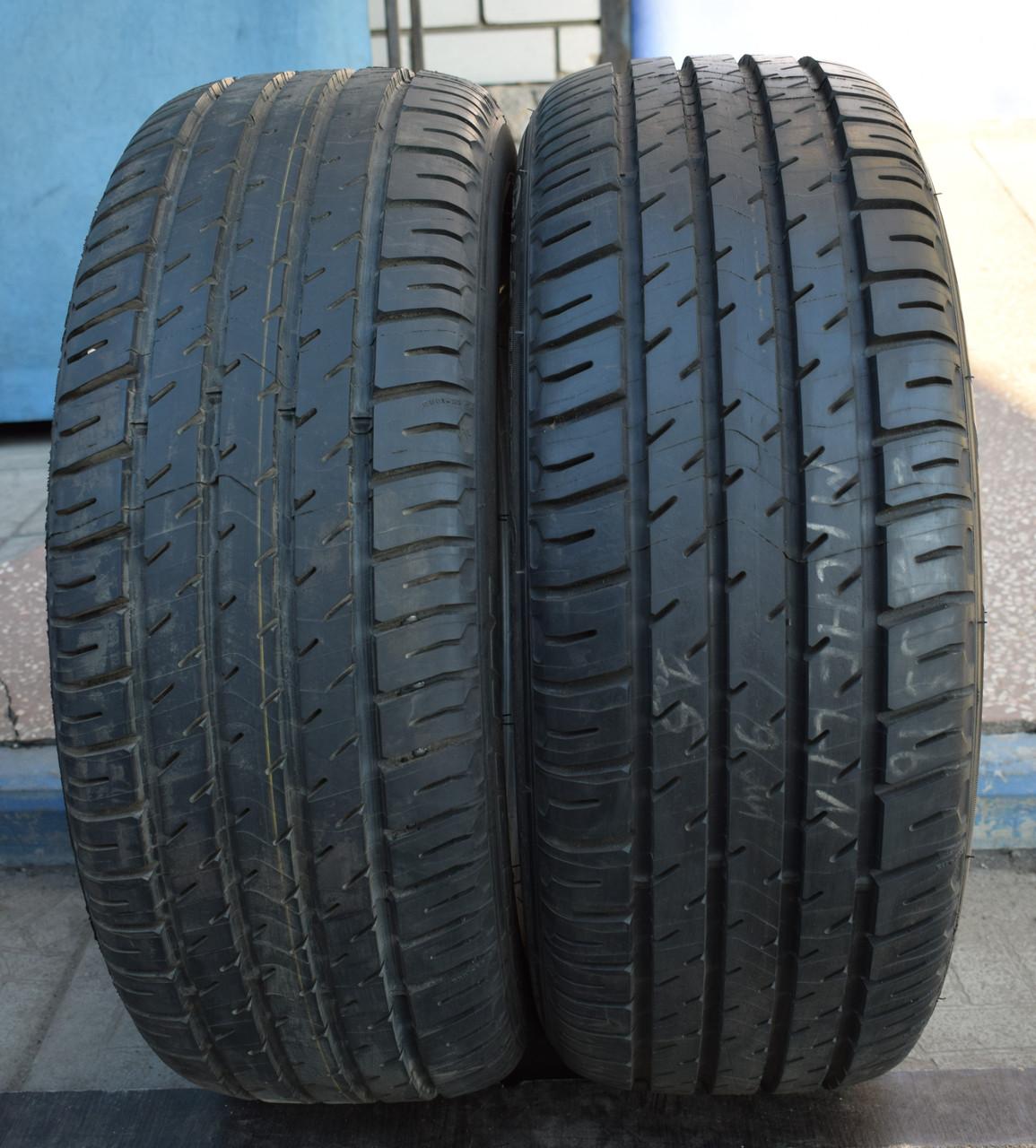 Летние шины б/у 215/55 R16 Michelin Pilot HX, 8 мм, пара