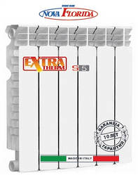Алюминиевые радиаторы Nova Florida Extra Therm S5 800/10 c повышеной теплоотдачей