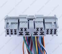 Разъем электрический 20-и контактный (57-15) б/у