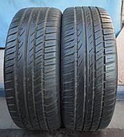 Летние шины б/у 205/55 R16 Platin, пара, 2016 г., 6-6,5 мм
