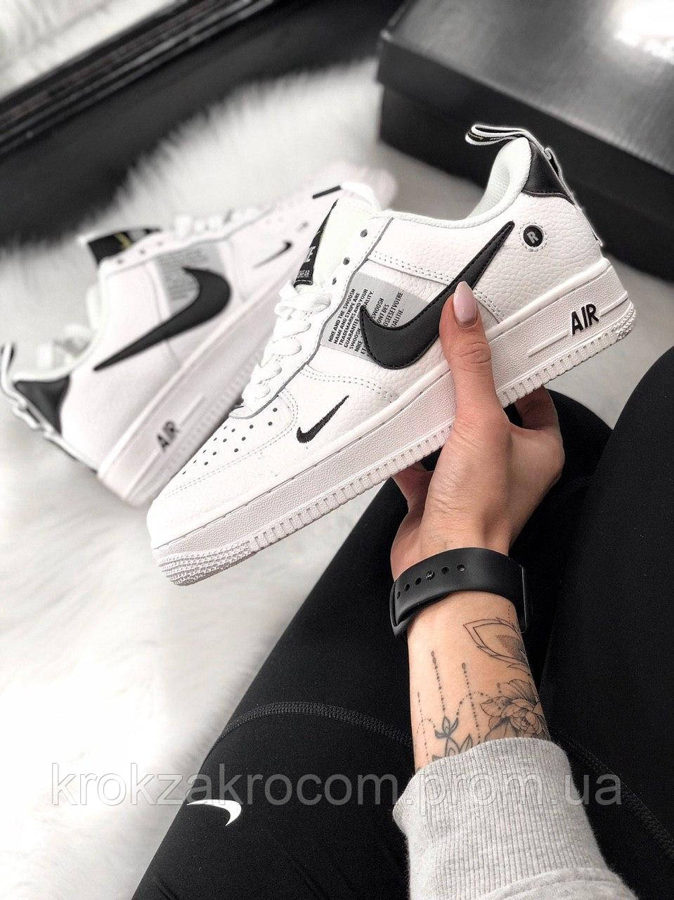8d8fb318 Кроссовки Nike Air Force 1 Low White replica AAA 38-24,5 см: продажа ...