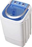 Стиральная машина полуавтомат VILGRAND V145-2570 blue  (4,5 кг, съемная центрифуга из нерж.)