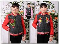 Куртки для дівчаток весна, фото 1