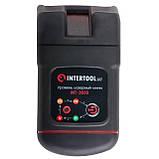 Уровень лазерный мини, 2 лазерные головки INTERTOOL MT-3050, фото 10