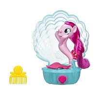 My Little Pony мини-игровой набор Мерцание Пинки Пай поющая The Movie Pinkie Pie Sea Song C0684/C1835