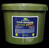 Пелети Carpio Four Seasons, 4.5 мм, 3кг