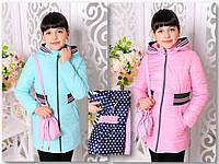 Куртка для девочки весна купить, фото 1