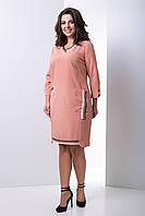 Молодёжное платье из костюмной ткани Клодия, фото 1