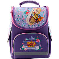 Рюкзак школьный каркасный ортопедический Kite Education 501 RA, для девочек, фиолетовый (RA19-501S), фото 1