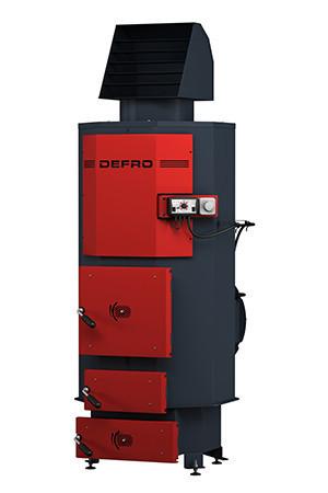 Теплогенератор твердотопливный Defro NP 70 кВт