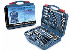 Набор головок ключей инструментов 94 шт Torx Tagred TA204 Польша рожково-накидные ключи