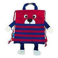 Сумка-мешок детская 1 Вересня SB-13 Little bear (556789)