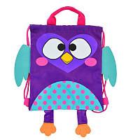 Сумка-мешок детская 1 Вересня SB-13 Owlet (556785)