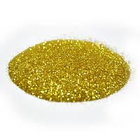 Глиттер (декоративные блёстки) 1/96. Цвет: Золото. Вес: 1кг.