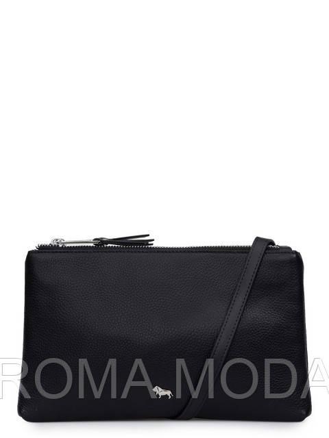 Итальянская сумка из натуральной кожи в 3х цветах L-15124