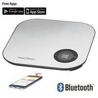 Весы кухонные Bluetooth Profi Cook PC-KW 1158 BT