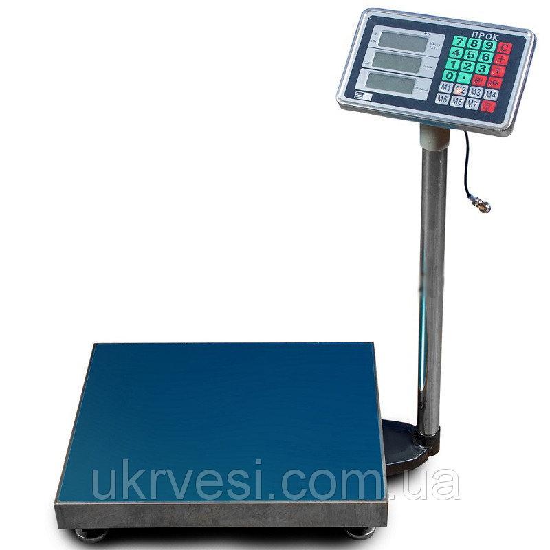 Правила выбора подходящих товарных весов