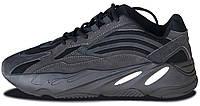 """Мужские кроссовки adidas Yeezy 700 V2 """"Utility Black"""" (в стиле Адидас Изи Буст 700) черные"""