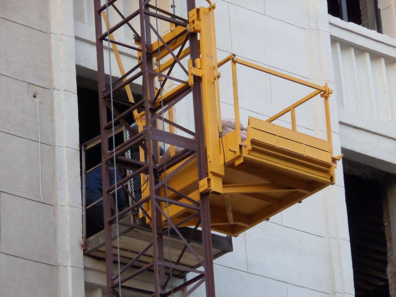 Подъемники строительные от производителя