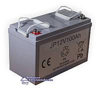 Акумулятор мультигелевий KM Battery JP100 100Ah 12V, фото 1