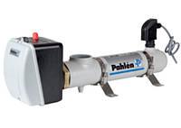 Проточный электронагреватель в корпусе из нержавейки 3кВт, 220В, Pahlen