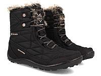 Женские ботинки Columbia Minx Shorty 3 BL5961-010 38 Черные (29174-4) 6094e22bc1bf6