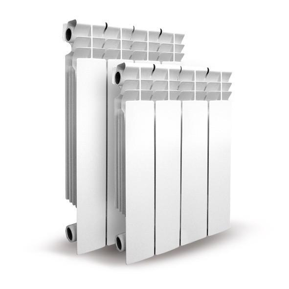 Радиатор биметаллический Ocean 425*80 202B AL+ST - United Trading Group в Житомире