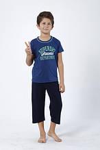 Футболка+шорти дитяча для хлопчика 18510 Sexen