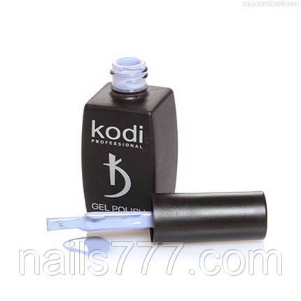 Гель лак Kodi  №170B, серо-голубой, фото 2