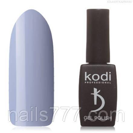 Гель лак Kodi  №170B, серо-голубой
