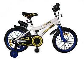 Велосипед детский Babyhit Condor White/Blue