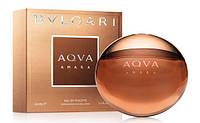 """Bvlgari Aqva Amara 100ml edt (""""Горькая вода"""" Аромат наполнит вас энергией и светом, обворожит любимую женщину)"""