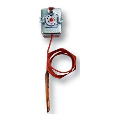 Захисний термостат до 51° C для електронагрівача (зовнішній).
