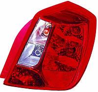 Фонарь задний Chevrolet Lacetti/Daewoo Gentra Sd 2003-2013 правый  222-1915R-UE