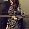 Платье сетка расшита пайетками, на подкладке .  Размер:С,М. Цвета разные (6061), фото 4